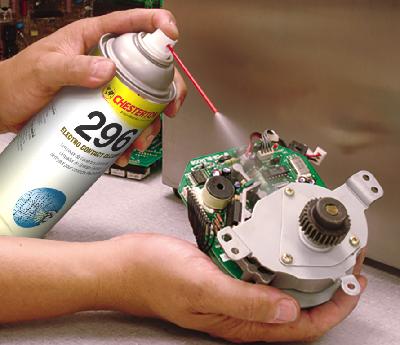 296 Limpiador para Contactos Eléctricos