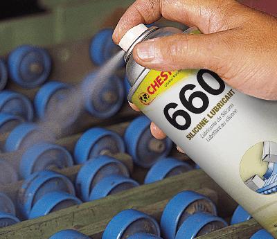 660 Lubricante de Silicona